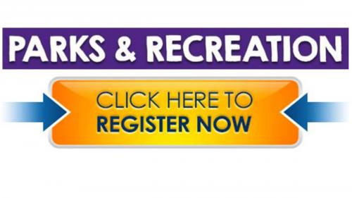 Parks and recreation sign up button