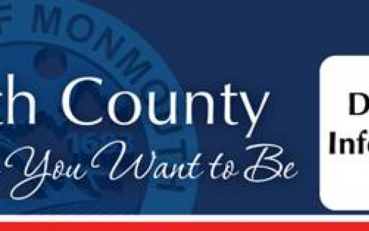 Monmouth County Press Release-Monmouth County officials announce mobile vaccination sites; provide CARES updates