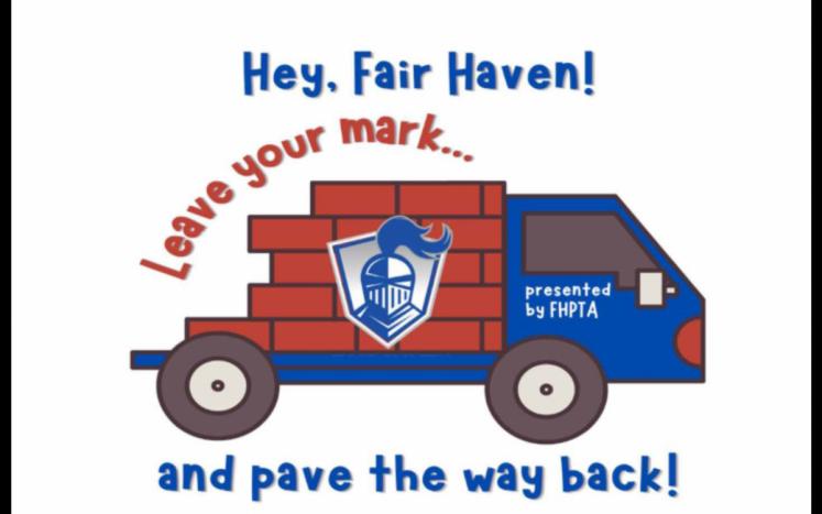 Fair Haven PTA Paver Fundraiser